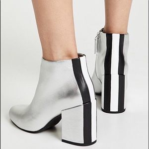 Senso Jensen V silver boots